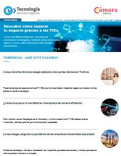 Descubre cómo mejorar tu negocio gracias a las TICs – Boletín nº 2