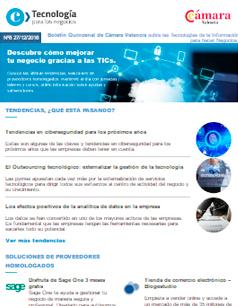 El Outsourcing tecnológico: externalizar la gestión de la tecnología – Boletín nº 6