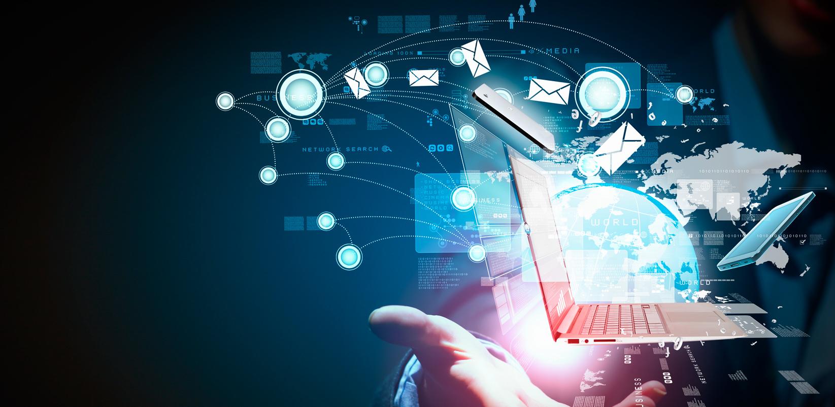 Distribución de equipos informáticos y soluciones en tecnología