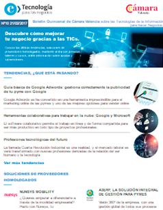 Profesiones tecnológicas del futuro – Boletín nº 10