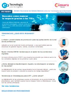 ¿Cómo afectará la transformación digital y la robotización al empleo en las pymes? – Boletín nº 9