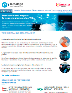 La transformación digital en el sector del automóvil. Boletín nº 12