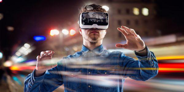 Realidad virtual / aumentada