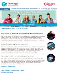 La transformación digital en el sector salud. Boletín nº 17