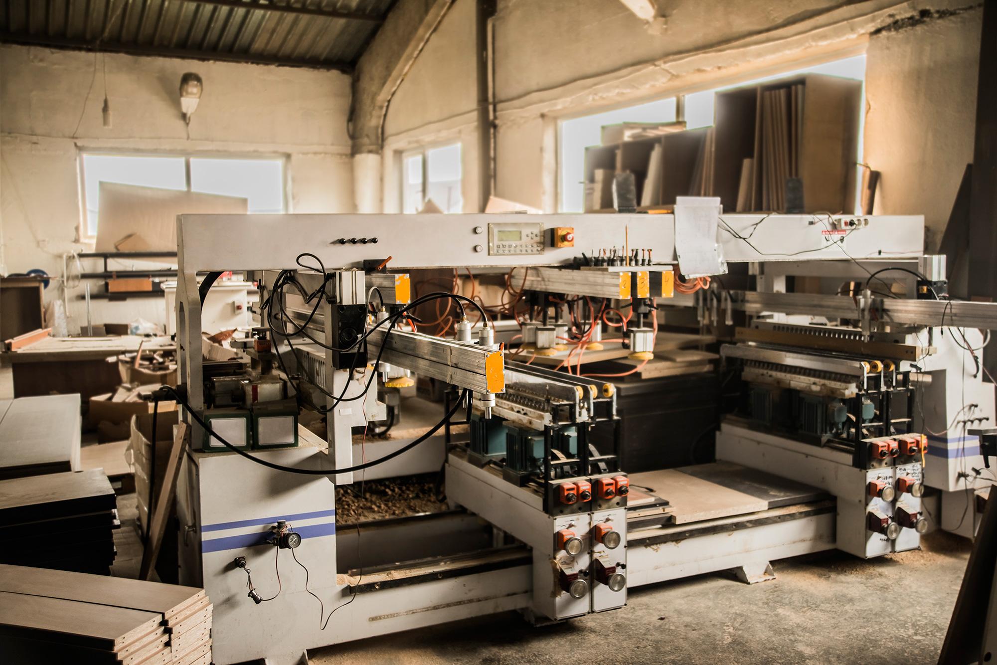 La transformaci n digital en el mueble y madera industria for Muebles industria