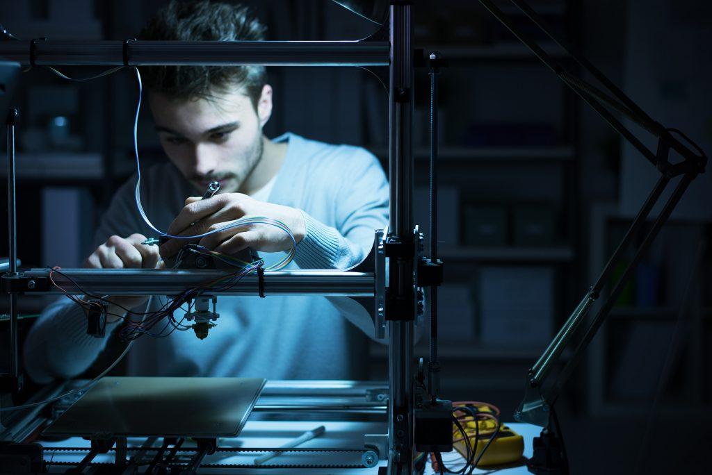 Oportunidades de negocio con la Impresión 3D para pymes