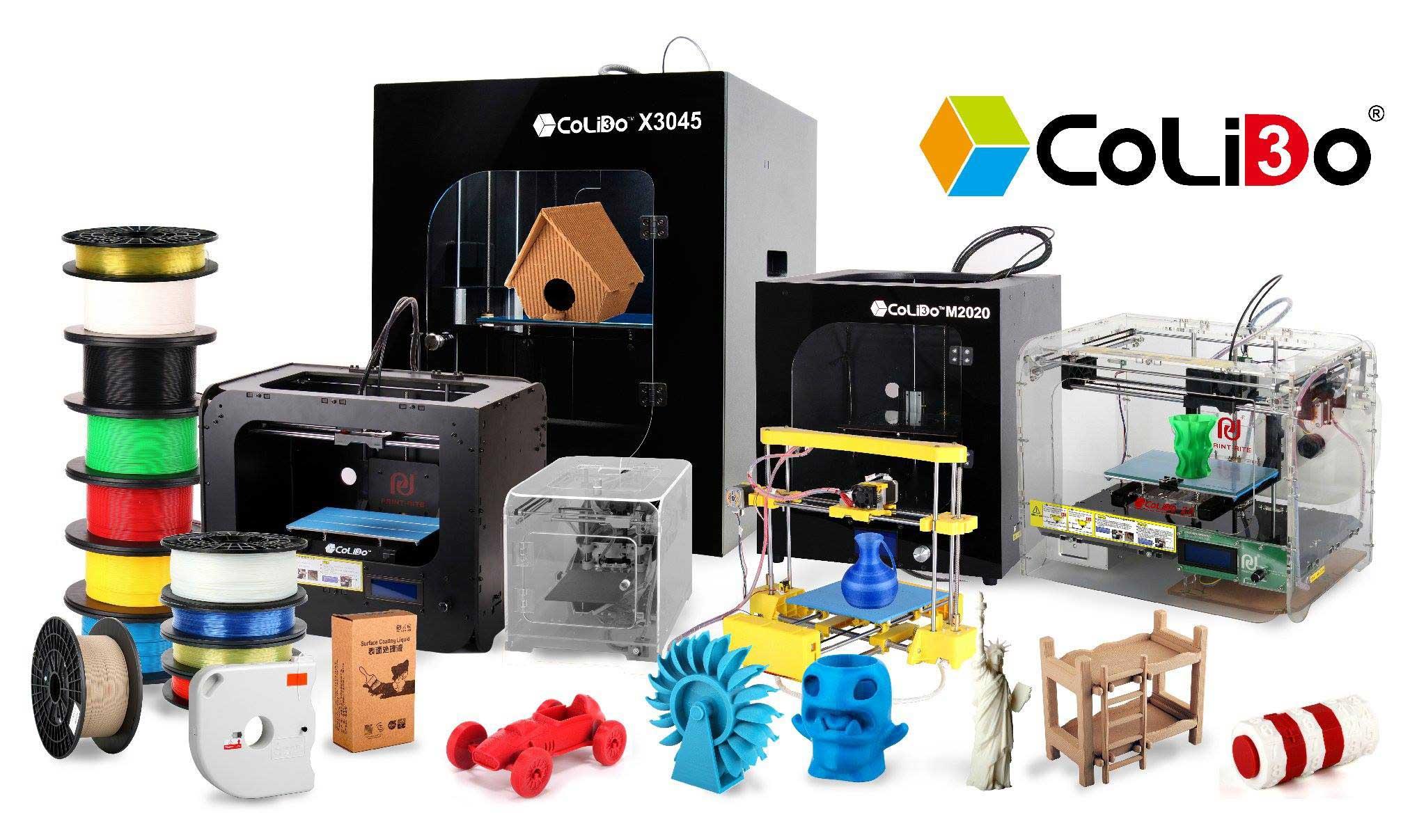 Venta, instalación, servicio técnico y venta de consumibles y recambios de impresoras 3D