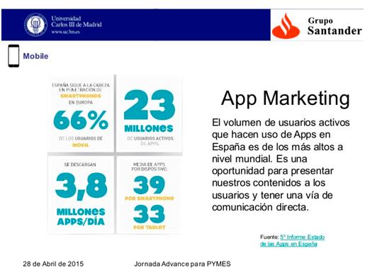 Nuevo entorno competitivo | Jornada Advance Pyme de la UC3M y Grupo Santander