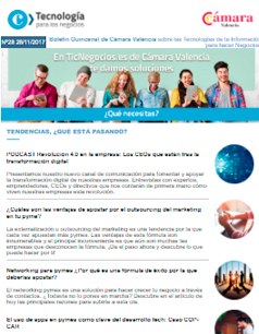 Los CEOs que están tras la transformación digital, Nuevo Canal de Audios inauguramos con Enrique Dans. Boletín nº 28
