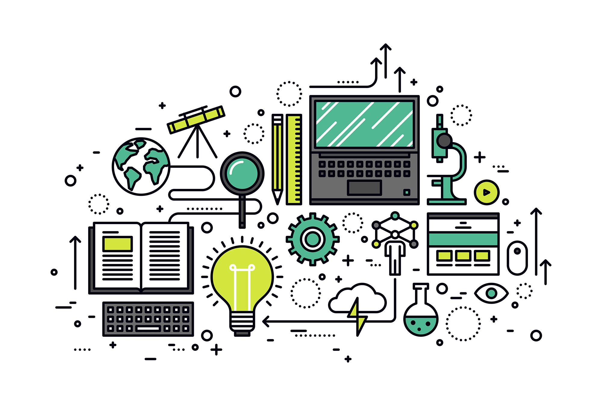 10 Tendencias tecnológicas para 2018 y 2019   TicNegocios.es  10 Tendencias t...