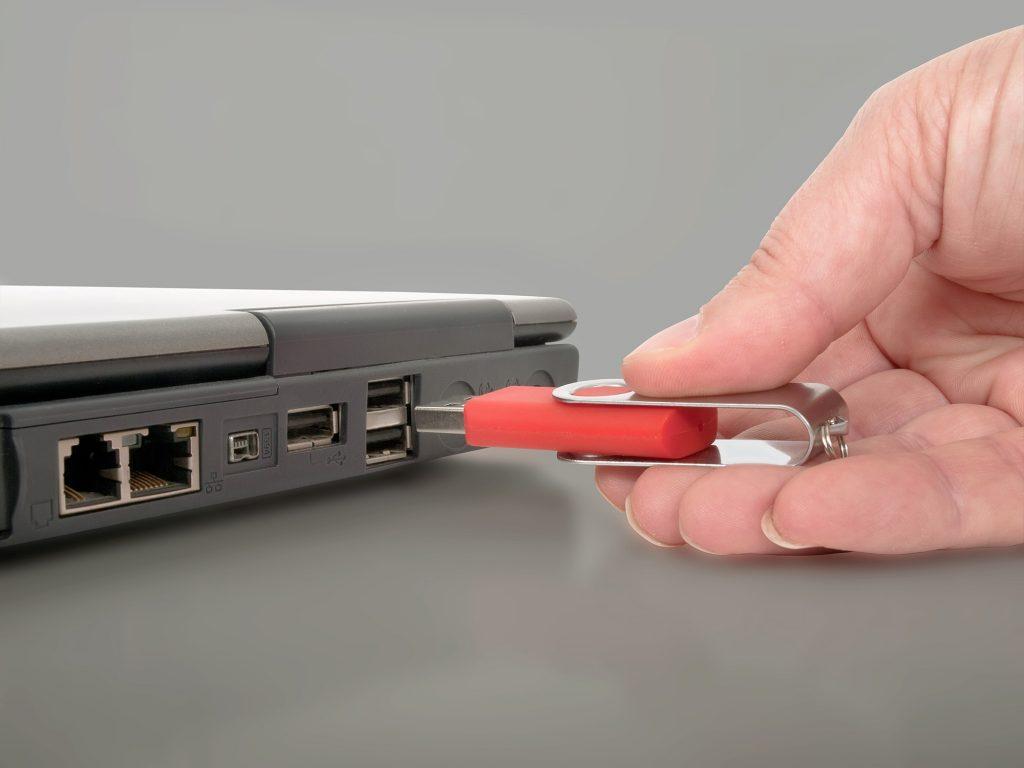 Los USBs – Almacenamiento masivo