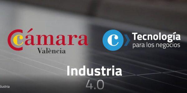 Industria 4.0 Servicios Transformación Digital de Cámara Valencia