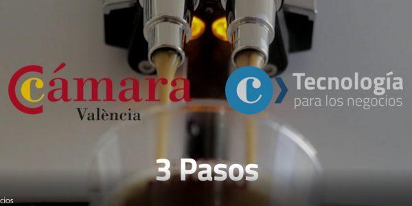 Servicios Transformación Digital Cámara Valencia para empresas no industriales