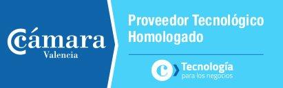 Logo proveedor tecnológico homologado