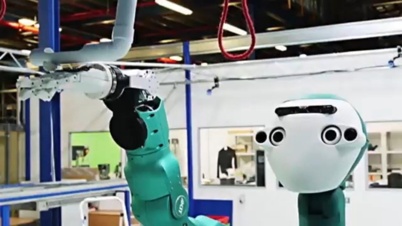 Los robots manitas en empresas ya son una realidad en Reino Unido ...