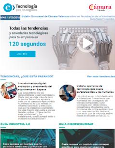 Evolución y crecimiento del ecommerce en España. Boletín nº46