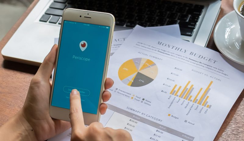 Periscope en el marketing digital de los negocios retail