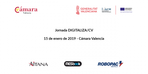 Jornada DIGITALIZA-CV