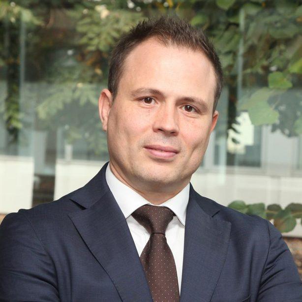 Director general del INCIBE, Alberto Hernández.