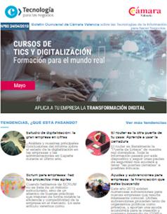 Estudio de digitalización: la gran empresa en cifras. Boletín nº60