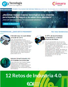 8 tendencias TIC que debes conocer en 2019. Boletín nº65