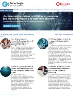 Los 33 empleos más demandados según LinkedIn para especializarse en trabajos con futuro. Boletín nº67