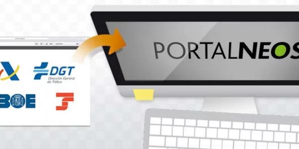 PortalNEOS: gestiona tus notificaciones de forma automática, centralizada y online