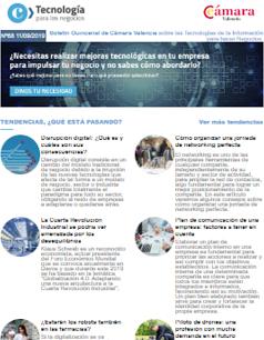 Disrupción digital: ¿Qué es y cuáles son sus consecuencias?. Boletín nº68