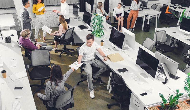 Las profesiones digitales que más demandarán las empresas el próximo lustro