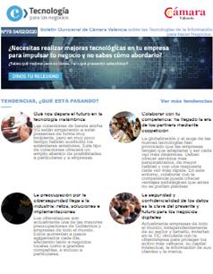 Qué nos depara el futuro en la tecnología inalámbrica. Boletín nº78