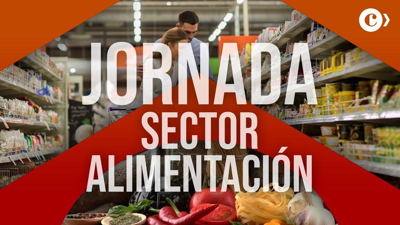 Jornada Sector alimentación