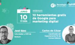 10 herramientas gratis de marketing digital