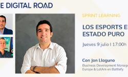 #Sprintday: Jon Llaguno – Los esports en estado puro.