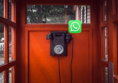 Cómo usar WhatsApp Business con un teléfono fijo