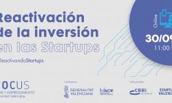 Reactivación de la inversión en Startups