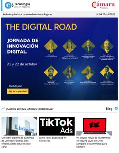 Llega la II Edición The Digital Road + Sorteo de fin de semana desconexión digital. Boletín nº94