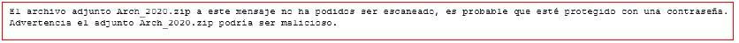suplantacion correo electronico phishing