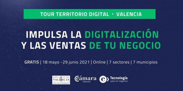 Tour Territorio Digital Valencia 2021: Manises