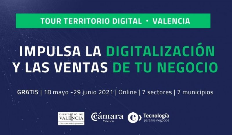 Tour Territorio Digital Valencia 2021