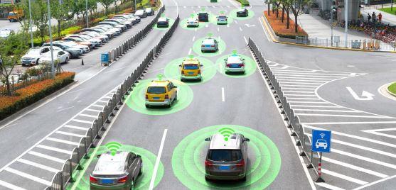 conectividad de vehiculos