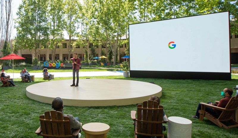 Google celebró su Google IO