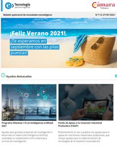 Toma nota ya de los webinars y cursos de septiembre. ¡Feliz verano 2021! Boletín nº112