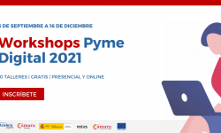 Workshops Pyme Digital 2021 – Negocio Digital Taller 2