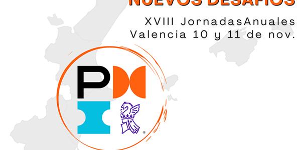 PMI Valencia XVIII Jornada Anual Híbrida