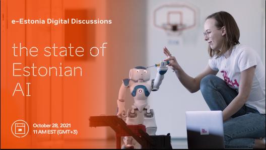 e-estonia digital discussion: the state of Estonian AI