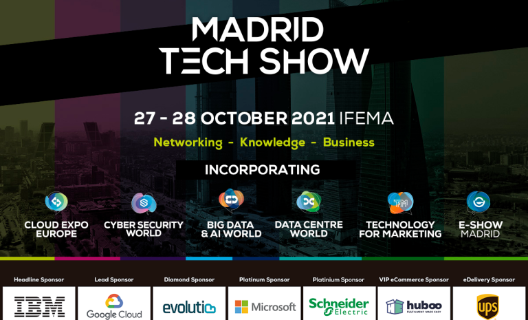 Se celebra el Tech Show en Madrid